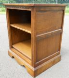 Oak Small Bookcase by Old Charm